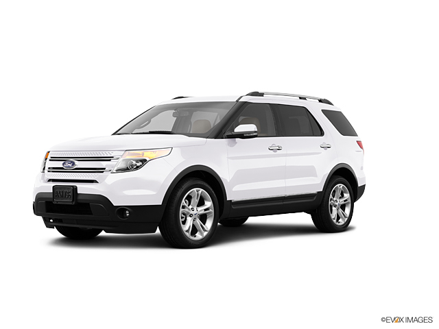 2013 Ford Explorer Limited in Oklahoma City, Oklahoma