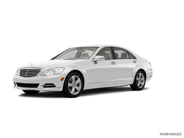 2013 Mercedes-Benz S-Class S350 BlueTEC 4MATIC® in Charleston, South Carolina