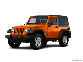 2013 Jeep Wrangler Sport in Wichita Falls, TX