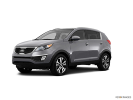 2013 Kia Sportage EX in Mentor, Ohio