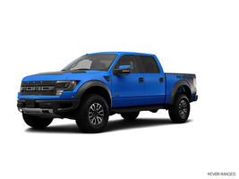 2013 Ford F-150 SVT Raptor in Pampa, Texas