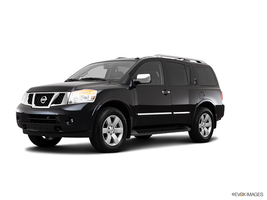 2013 Nissan Armada Platinum in Madison, Tennessee