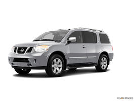 2013 Nissan Armada Platinum in Dallas, TX