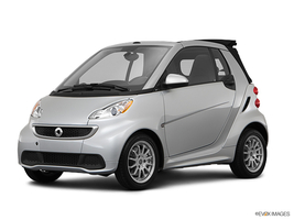 2013 Smart fortwo passion cabriolet (with arm rest, BRABUS matte grey wheels, heat in Charleston, South Carolina
