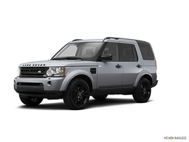 2013 Land Rover LR4 LUX in Charleston, South Carolina