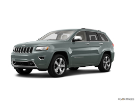 2014 Jeep Grand Cherokee Overland 4WD in Everett, Washington