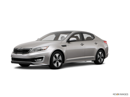 2013 Kia Optima Hybrid EX in Wichita Falls, TX