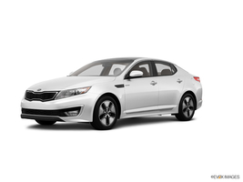 2013 Kia Optima Hybrid LX in Mentor, Ohio