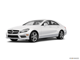 2014 Mercedes-Benz CLS-Class CLS550 in El Dorado Hills, California