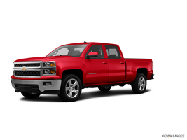 2014 Chevrolet Silverado 1500 LT All Star Edition Crew Cab 4x4 Z71 in Vernon, Texas
