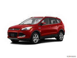 2014 Ford Escape Titanium FWD in Vernon, Texas