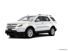 2014 Ford Explorer XLT FWD in Vernon, Texas