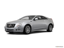 2014  CTS Coupe Not V