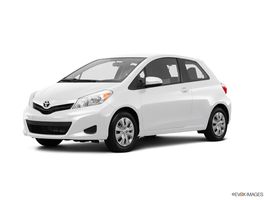 2014 Toyota Yaris LE in West Springfield, Massachusetts