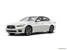 2014 Infiniti Q50 Hybrid Premium w/ Navigation, Ambient & Welcome in Charleston, South Carolina