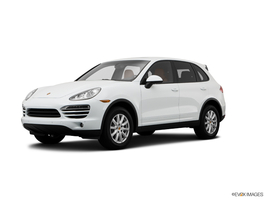 2014 Porsche Cayenne Diesel Platinum Edition in Rancho Mirage, California