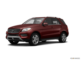 2014 Mercedes-Benz M-Class ML350 in El Dorado Hills, California