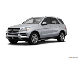 2014 Mercedes-Benz M-Class ML350 in Pasco, Washington