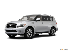 2014 Infiniti QX80 AWD w/ Theater Package & 22 Inch Wheels in Charleston, South Carolina