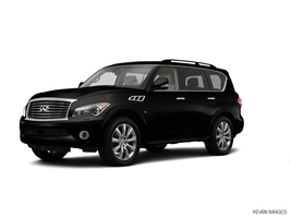 2014 Infiniti QX80 AWD w/ Deluxe Touring, Technology and Theater Packages in Charleston, South Carolina
