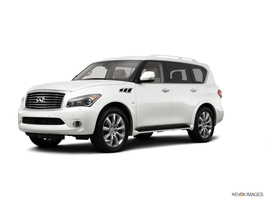 2014 Infiniti QX80 w/ Theater package and 22 inch Wheels in Charleston, South Carolina