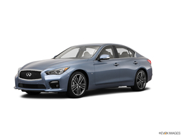 2014 Infiniti Q50 3.7 Premium w/ Interior Ambient, and Navigation Packages in Charleston, South Carolina