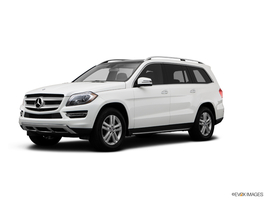 2014 Mercedes-Benz GL-Class GL450 in El Dorado Hills, California