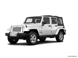 2014 Jeep Wrangler Unlimited Sahara 4x4 in Vernon, Texas