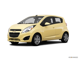 2014 Chevrolet Spark LT in Lake Bluff, Illinois