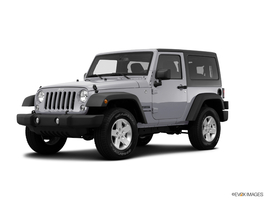 2014 Jeep Wrangler Sport 4WD in Everett, Washington