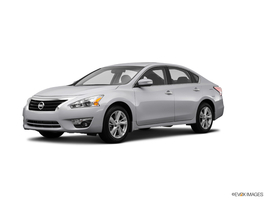 2014 Nissan Altima 2.5 SV in Dallas, TX