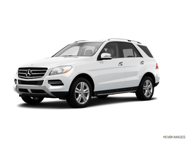 2014 Mercedes-Benz M-Class ML350 BlueTEC in Wichita Falls, TX