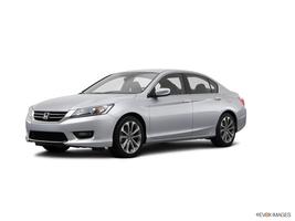 2014 Honda Accord Sedan 4dr I4 CVT Sport PZEV in Newton, New Jersey