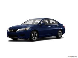 2014 Honda Accord Sedan 4dr I4 CVT LX PZEV in Newton, New Jersey