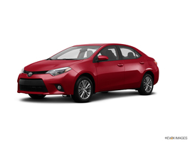 2014 Toyota Corolla LE in West Springfield, Massachusetts