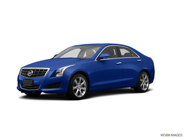 2014 Cadillac ATS Luxury RWD in Wichita Falls, TX