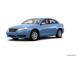 2014 Chrysler 200 LX in Wichita Falls, TX