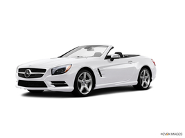 2014 Mercedes-Benz SL-Class SL550 Roadster in Charleston, South Carolina