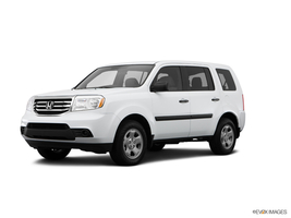 2014 Honda Pilot LX in Newton, New Jersey