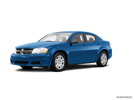 2014 Dodge Avenger SE in Panama City, Florida