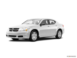 2014 Dodge Avenger SE in Wichita Falls, TX