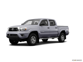 2014 Toyota Tacoma 4WD Double Cab LB V6 in West Springfield, Massachusetts