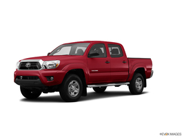 2014 Toyota Tacoma 4WD Double Cab V6 in West Springfield, Massachusetts