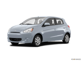 2014 Mitsubishi Mirage DE in Forth Worth, TX
