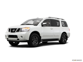 2014 Nissan Armada Platinum in Madison, Tennessee
