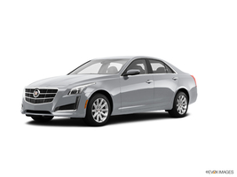 2014 Cadillac CTS Sedan Luxury RWD