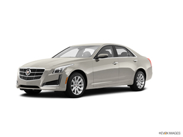 2014  CTS Sedan Not V