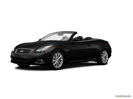 2014 Infiniti Q60 Convertible w/ Premium, Navigation & Interior Accent package in Charleston, South Carolina