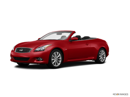 2014 Infiniti Q60 Convertible w/ Premium, Navigation, and Sport Package in Charleston, South Carolina