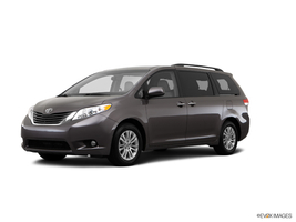 2014 Toyota Sienna XLE 4WD in West Springfield, Massachusetts